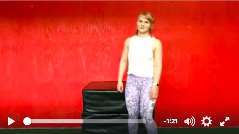 Simppeli kehonhuoltovinkki pakaroita treenaavalle