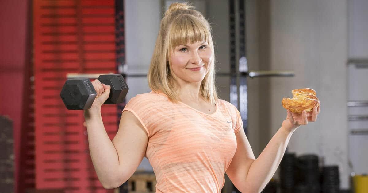 Miten syödä ennen treeniä, jos lähtee suoraan töistä liikkumaan?