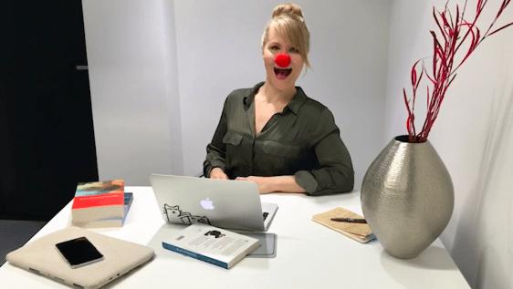 Taukojumppa toimistolle - Maikki Marjaniemi