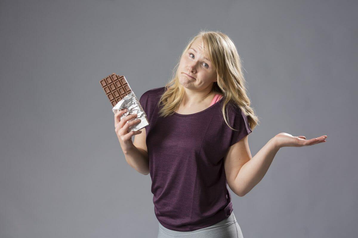 Tunnesyöminen – Sokerin vai selittelyn makua?