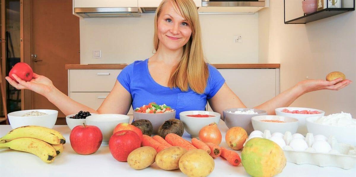 Voiko terveellinen ruokavalio olla edullista? – katso päivän kauppalista ja ruokaohjeet neljälle 16 eurolla