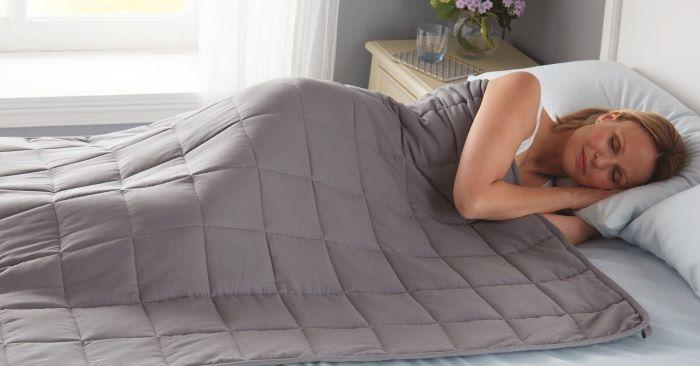 Painopeitto avuksi parempaan uneen